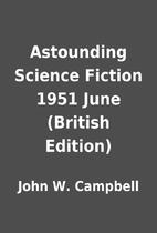 Astounding Science Fiction 1951 June…