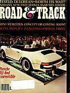 Road & Track 1981-12 (December 1981) Vol. 33…