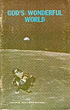 God's Wonderful World by Foy Kirkpatrick