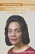 Coretta Scott King by Teri Crawford Jones