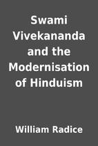 Swami Vivekananda and the Modernisation of…