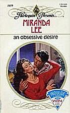 An Obsessive Desire by Miranda Lee