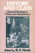 History and Class: Essential Readings in…
