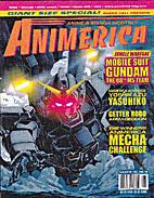 Animerica Vol. 9 No. 8/9 by Trish Ledoux