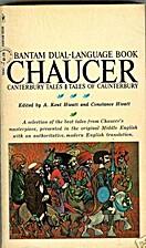 The Canterbury Tales (Bantam Classics) by…