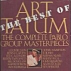 Art Tatum The Best of the Pablo Group…