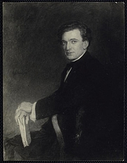 Author photo. Courtesy of the <a href=&quot;http://digitalgallery.nypl.org/nypldigital/id?64282&quot;>NYPL Digital Gallery</a> (image use requires permission from the New York Public Library)