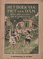 Het boek van Piet van Dam by Jan Ligthart