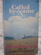 Called by name by Peter G. Van Breemen