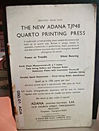Printing Made Easy: The New Adana T/P48…