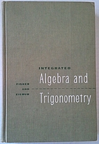 Integrated algebra and trigonometry, with…