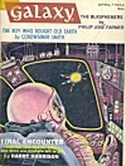 Galaxy Science Fiction 1964 April, Vol. 22,…