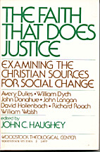 The Faith That Does Justice: Examining the…