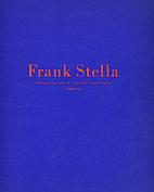 Frank Stella: Illustrations After El…