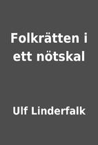 Folkrätten i ett nötskal by Ulf Linderfalk