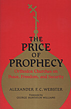 The price of prophecy : Orthodox churches on…