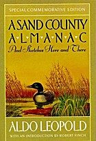 A Sand County Almanac: And Sketches Here and…