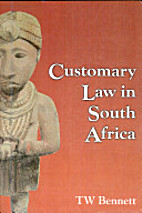 Customary law in South Africa by T. W.…