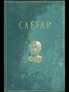 Caesar by Federico Gundolf