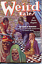 Weird Tales Volume 29 Number 2, February…