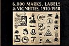 6.000 Marks, Labels & Vignettes, 1910-1950…