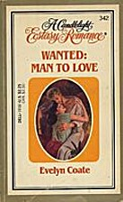 Wanted: Man to Love by Evelyn Coate
