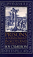 Prisons and Punishment in Scotland: From the…