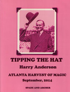 Tipping the Hat by Harry Anderson
