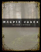 Magpie codex by Paul Jessup