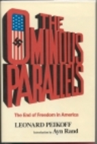 The Ominous Parallels: The End of Freedom in…