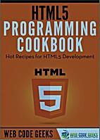HTML5 Programming Cookbook Hot Recipes for…