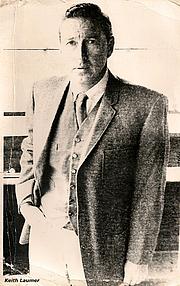"Author photo. <a href=""http://www.keithlaumer.com/"" rel=""nofollow"" target=""_top"">www.keithlaumer.com/</a>"