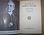 The diary of George Müller, great man…