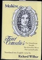 Four comedies by Molière