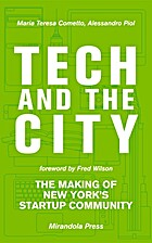 Tech and the City: The Making of New…