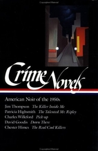 Crime Novels: American Noir of the 1950s by…