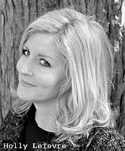Author photo. Holly Lefevre