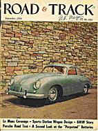Road & Track 1954-09 (September 1954) Vol. 6…