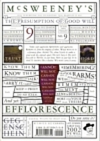 McSweeney's No. 9: Efflorescence by Denis…