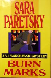 Burn Marks av Sara Paretsky