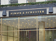 Author photo. Simon & Schuster Building, New York, May 2007, photo by Lampbane