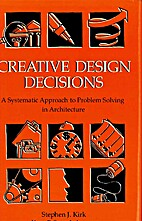 Creative Design Decisions: A Systematic…