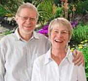 Author photo. Charles and Julia Botha