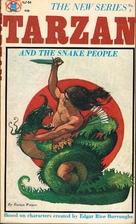 Tarzan and the snake people by Barton Werper