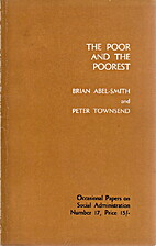 The Poor and the Poorest by Brian Abel-Smith
