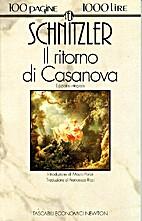 Casanova's Return to Venice by Arthur…