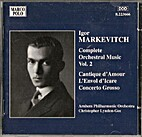 Complete orchestral music. Vol. 2, Cantique…