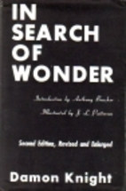 In search of wonder : essays on modern…