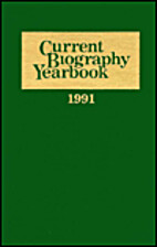 Current Biography Yearbook 1991 by Charles…