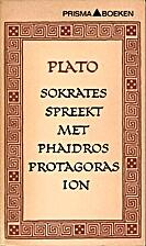 Ion ; Phaedrus ; Protagoras by Plato